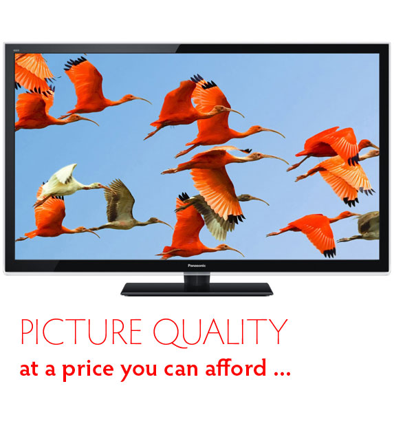 Television picture quality you can afford